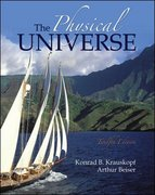 The Physical Universe 12th edition 9780073312750 0073312754