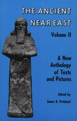 Ancient Near East, Volume 2 0 9780691002095 0691002096