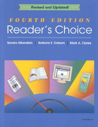 Reader's Choice 4th edition 9780472086689 0472086685