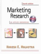 Marketing Research 4th Edition 9780130337160 0130337161