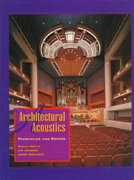 Architectural Acoustics 1st Edition 9780137937950 0137937954