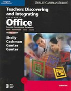 Teachers Discovering and Integrating Microsoft Office 2nd edition 9780619255169 0619255161