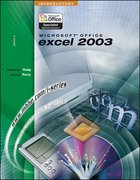 Microsoft Office Excel 2003 Introductory 1st edition 9780072830750 0072830751