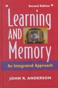 Learning and Memory 2nd Edition 9780471249252 0471249254