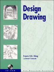 Design Drawing 1st edition 9780471286547 0471286540