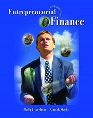 Entrepreneurial Finance 4th edition 9780132434799 0132434792