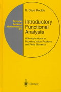 Introductory Functional Analysis 0 9780387983073 0387983074