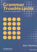 Grammar Troublespots 3rd edition 9780521532860 0521532868