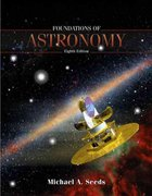 Foundations of Astronomy (with CD-ROM, Virtual Astronomy Labs, AceAstronomy, and InfoTrac) 8th edition 9780534421205 0534421202