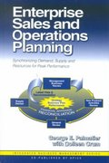 Enterprise Sales and Operations Planning 1st Edition 9781932159004 1932159002