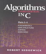 Algorithms in C, Parts 1-4 3rd Edition 9780201314526 0201314525