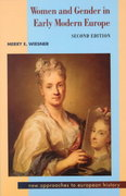Women and Gender in Early Modern Europe 2nd edition 9780521778220 0521778220