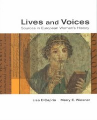 Lives and Voices 1st edition 9780395970522 0395970520