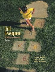 Child Development 5th Edition 9780072491418 0072491418