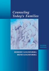 Counseling Today's Families 4th Edition 9780534367114 0534367119