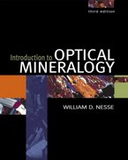Introduction to Optical Mineralogy 3rd Edition 9780195149104 0195149106