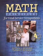 Math Principles for Food Service 4th edition 9780766813175 0766813177