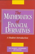 The Mathematics of Financial Derivatives 0 9780521497893 0521497892