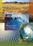 Essentials of Physical Geography (with CengageNOW Printed Access Card) 8th edition 9780495011941 0495011940