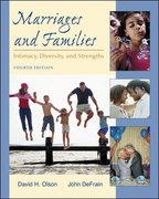 Marriages and Families 4th edition 9780072523447 0072523441