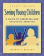 Seeing Young Children 4th edition 9780766811027 0766811026
