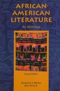 African-American Literature: An Anthology 2nd Edition 9780844259246 0844259241