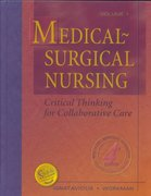 Medical-Surgical Nursing 4th edition 9780721687636 0721687636