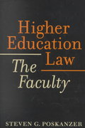 Higher Education Law 0 9780801876691 0801876699