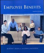 Employee Benefits 8th edition 9781419589997 1419589997