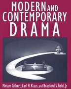 Modern and Contemporary Drama 0 9780312090777 0312090773