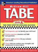McGraw-Hill's TABE Level A: Test of Adult Basic Education 1st edition 9780071405614 0071405615