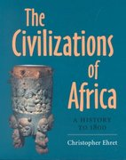 The Civilizations of Africa 1st Edition 9780813920856 081392085X