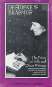 The Praise of Folly and Other Writings 1st edition 9780393957495 0393957497