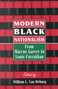 Modern Black Nationalism 1st Edition 9780814787892 0814787894
