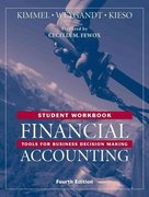 Financial Accounting, Student Workbook 4th edition 9780471750819 0471750816