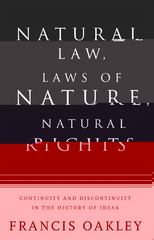 Natural Law, Laws of Nature, Natural Rights 1st edition 9780826417657 0826417655