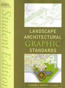 Landscape Architectural Graphic Standards 1st Edition 9780470067970 0470067977