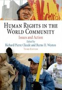 Human Rights in the World Community 3rd edition 9780812219487 0812219481
