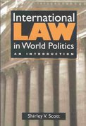International Law in World Politics 1st Edition 9781588261991 1588261999