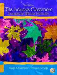 Inclusive Classroom, The: Strategies for Effective Instruction 3rd edition 9780131540682 0131540688