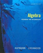 Algebra 2nd edition 9780618820726 0618820728