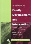 Handbook of Family Development and Intervention 1st Edition 9780471299677 0471299677