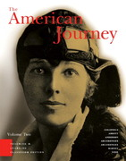 The American Journey 3rd edition 9780131501041 0131501046
