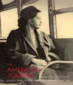 The American Journey, Combined Volume 4th edition 9780132217385 0132217384