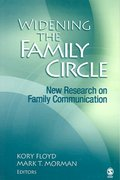 Widening the Family Circle 1st edition 9781412909228 1412909228
