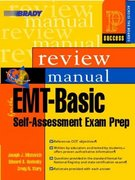EMT Basic Self Assessment Exam Preparation Review Manual 1st edition 9780835951340 0835951340