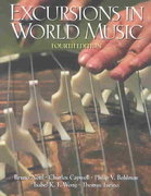 Excursions in World Music 4th edition 9780131403055 0131403052