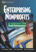 Enterprising Nonprofits 1st edition 9780471397359 0471397350
