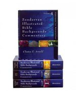 Zondervan Illustrated Bible Backgrounds Commentary Set 0 9780310217404 0310217407