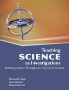 Teaching Science as Investigations 1st edition 9780132186278 0132186276